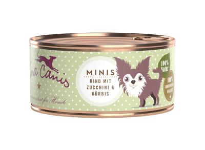 Terra Canis Minis - Rind, Zucchini, Kürbis  100 g
