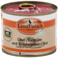 Landfleisch Wolf Fruit, Vegetable & Herbs pesto Red Can 200 g