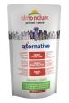 Almo Nature Alternative Extra Small + Small - Miel proaspăt și Orez 750 g
