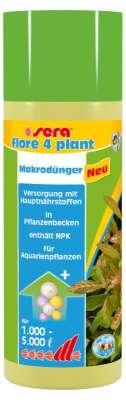Sera Flore 4 plant 250 ml