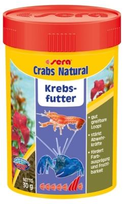 Sera Crabs Natural  30 g