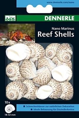 Dennerle Nano Marinus Reef Shells 15x120 mm