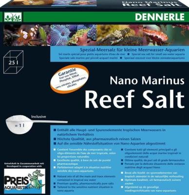Dennerle Nano Marinus Reef Salt 1 kg