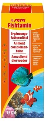 Sera Fishtamin  15 ml, 100 ml