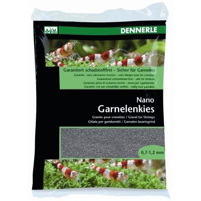 Dennerle Nano Garnelenkies - Arkansas Grau