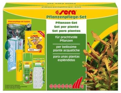 Sera Set d'entretien des plantes 100 ml
