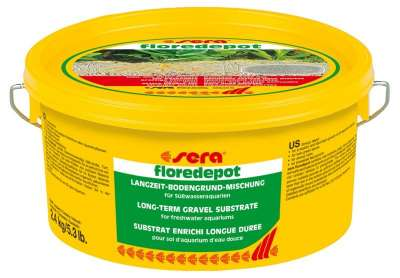 Sera Floredepot 2.40 kg