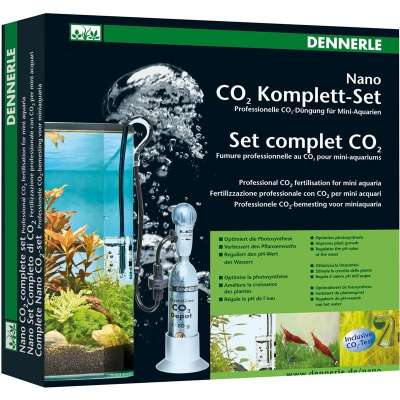 Dennerle Nano CO2 Komplett - Set