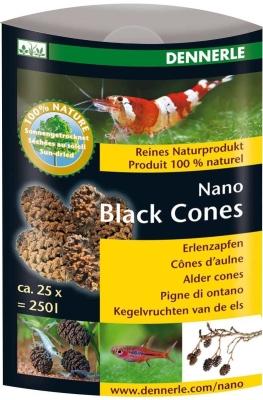 Dennerle Nano Black Cones 20 g