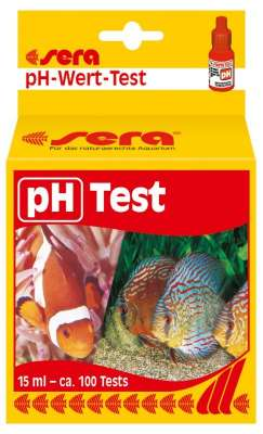 Sera pH-Test 15 ml