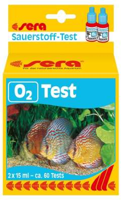 Sera Sauerstoff-Test (O2) 15 ml