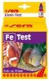 Mit Sera Eisen-Test (Fe) wird oft zusammen gekauft