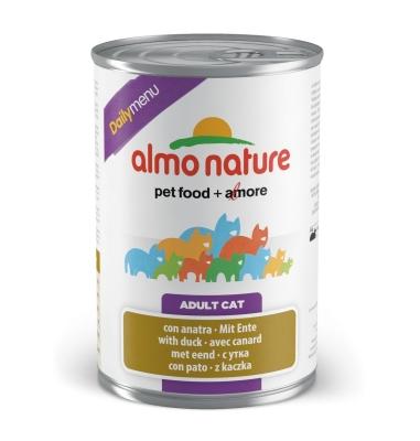 Almo Nature DailyMenu Adult Cat Ente 400 g