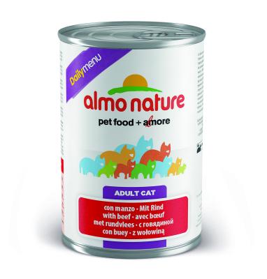 Almo Nature DailyMenu Adult Cat Vită 400 g