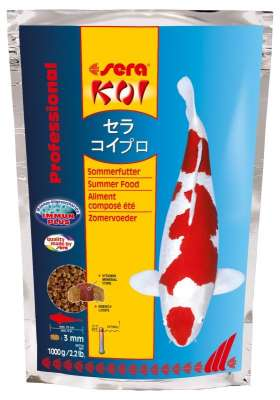 Sera Koi Professional Summer Food 1 kg
