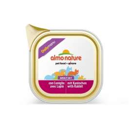 Almo Nature DailyMenu Adult Cat with Rabbit  100 g