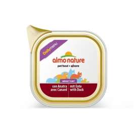 Almo Nature DailyMenu Adult Cat con Anatra  100 g