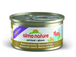 DailyMenu Mousse mit Ente Almo Nature  8001154125306