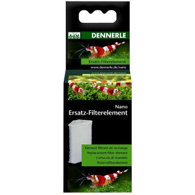 Dennerle Nano Clean Eckfilter, Ersatz - Filter