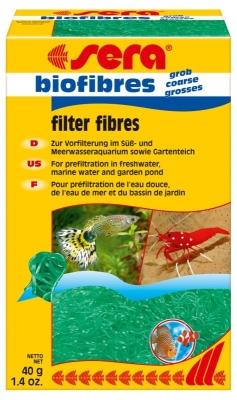 Sera Biofibres grob Filterfaser 40 g