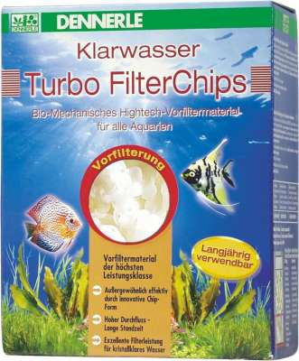 Dennerle Klarwasser Turbo FilterChips 1 l