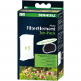 Dennerle Replacement filter elements 3 pcs pack