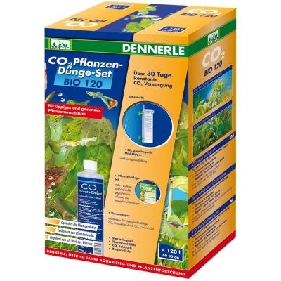 Dennerle CO2 Pflanzen-Dünge-Set BIO 120