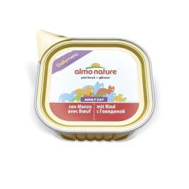 Almo Nature DailyMenu Adult Cat cu Vită  32x100 g