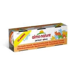Almo Nature Classic Light with Chicken Breast with Barracuda  3x50 g
