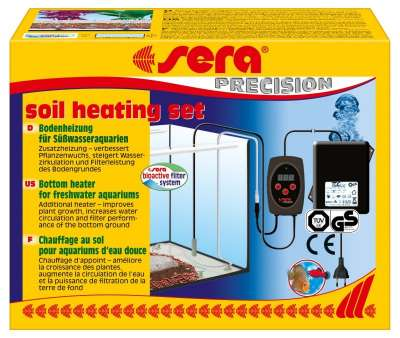 Sera Soil Heating Set 60 W