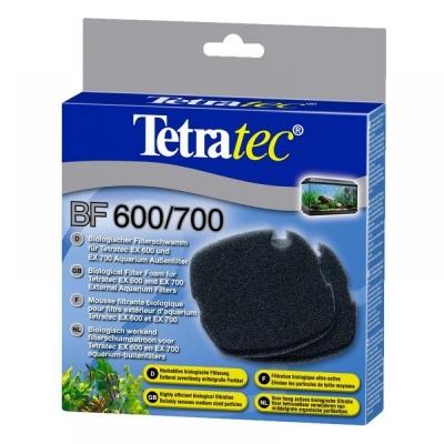 Tetra BF 600/700 Biologischer Filiterschwamm Schwarz