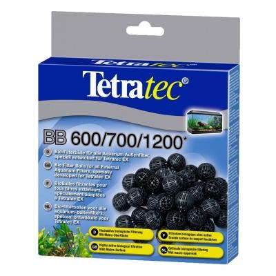 Tetra BB 600/700/1200 800ml Bio-Filterbälle Schwarz
