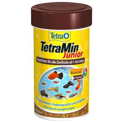 Tetra TetraMin  Junior Flocken  100 ml