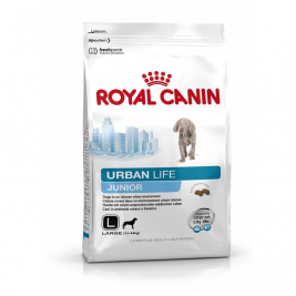 Royal Canin Lifestyle Health Nutrition Urban Life Junior Large  3 kg
