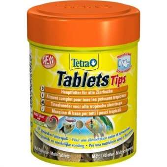 Tetra Tablets Tips  65 g