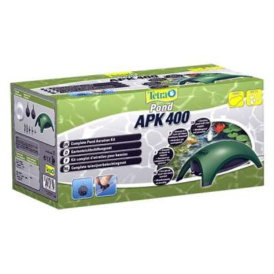 Tetra Pond APK 400 Air Pump Kit 4.5 W