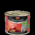 Animonda GranCarno Sensitive Adult Pure Beef 200 g Halvat