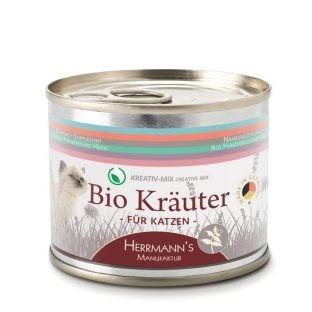 Herrmann's  Creative-Mix Suplement Diety Bio-Zioła dla Kota 75 g