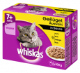Whiskas Multipack 7+ Poultry Selection in Sauce 12x100 g