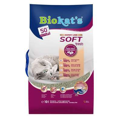 Biokat's Soft Fresh 10 l