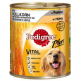 Plus Whole Grain with Chicken in Pate 800 g fra Pedigree