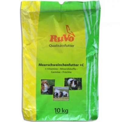 Ruvo Meerschweinchenfutter +C  10 kg