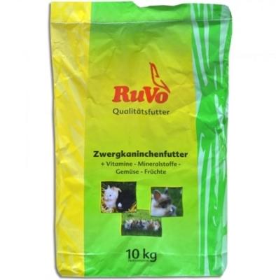 Ruvo Zwergkaninchenfutter  10 kg