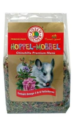 Rosenlöcher Hoppel Mobbel Chinchilla Premium Menü  300 g