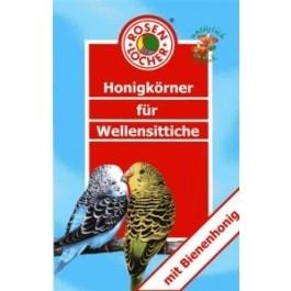 Rosenlöcher Honigkörner für Wellensittiche  20 g