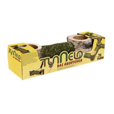 JR Farm Tunnelo Starterset: 2 Winkel + Tunnel 800 g