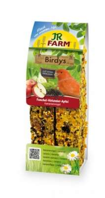 JR Farm Birdys Fennel-Elder-Apple  2x130 g