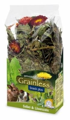 JR Farm Grainless Plus Sálvia e Dente-de-leão  100 g