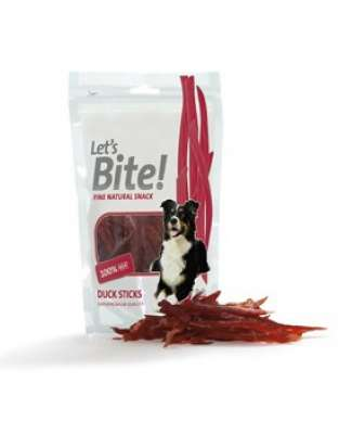Let´s Bite Duck Stick 80 g