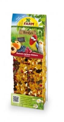 JR Farm Birdys Blaubeere-Aprikose-Himbeere  2x260 g
